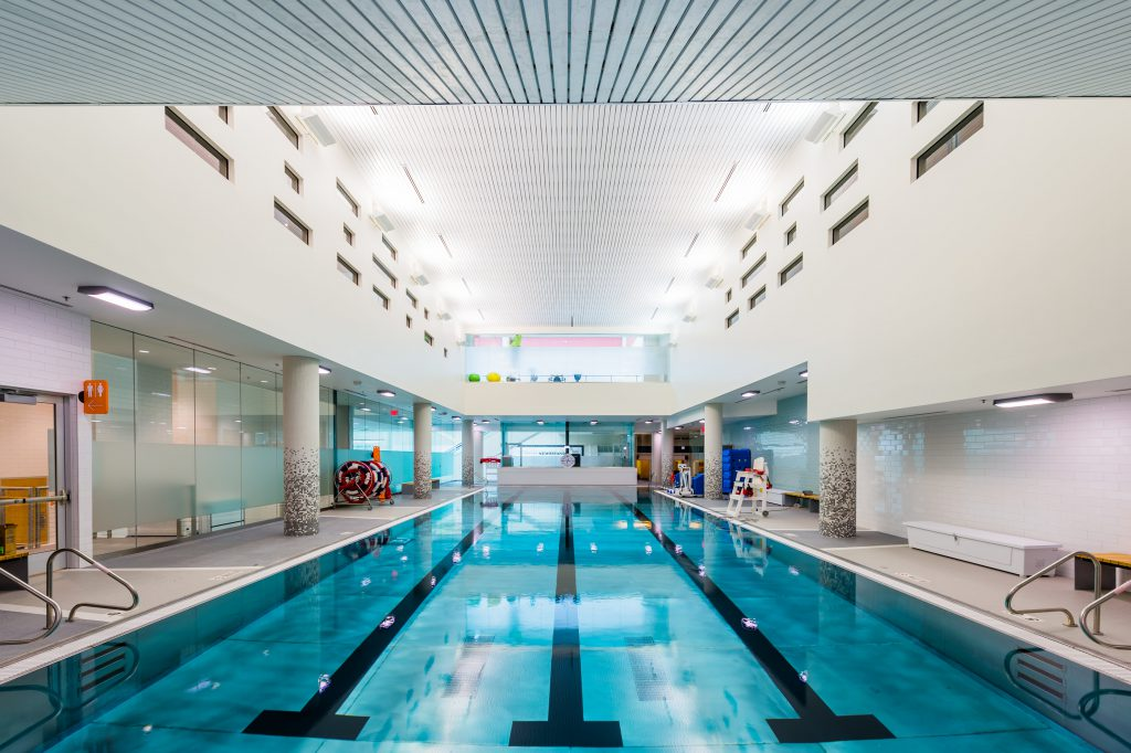 Parker Hannifin YMCA - Swimming pool (good, small)