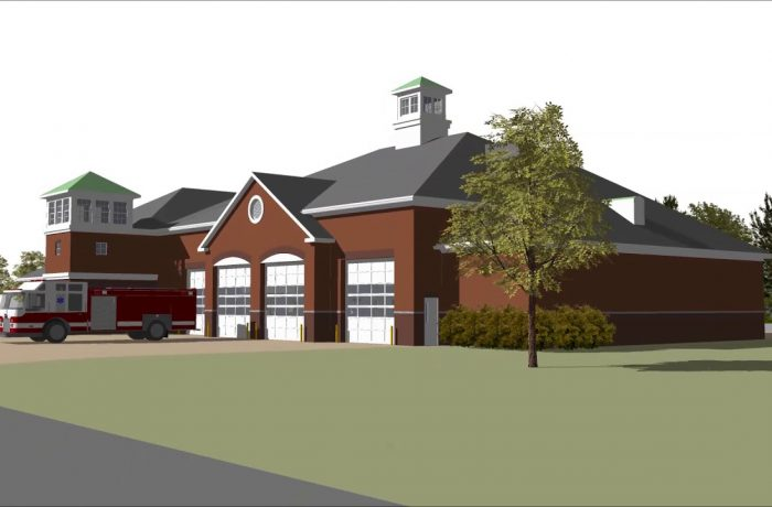 City of North Ridgeville Fire Station #1